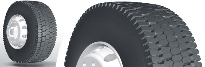 Anvelope Camioane 315/80 R22.5 156/150L NR-201
