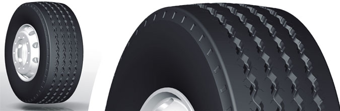Anvelope Camioane 385/65 R22.5 160K NT-201