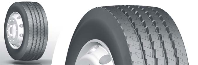 Anvelope Camioane 385/65 R22.5 160K NT-202